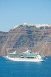 Royal Caribbean ship Royalty Free Stock Photography