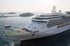 Royal Caribbean ship Serenade of the Seas Stock Photography