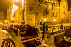 Royal carriage Royalty Free Stock Photos