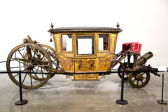 Royal Carriage. In very good Shape Royalty Free Stock Photo