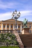 Royal Castle. The Royal Castle in Oslo Norway royalty free stock photo