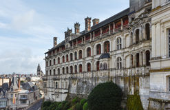 Royal Castle Blois, France. Royalty Free Stock Images