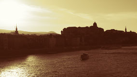 Royal Castle, Budapest Stock Photo