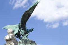 Royal Castle, Budapest, Hungary, 2014 stock photos