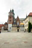 Royal Castle in Cracov Stock Photo