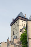 Royal castle Karlstejn Royalty Free Stock Photography
