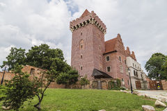 Royal Castle in Poznan Royalty Free Stock Photos