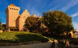 Royal Castle in Poznan, Poland Stock Photo
