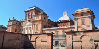 The Royal Castle of Racconigi, Royalty Free Stock Photography