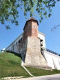 Royal castle, Sandomierz Poland Royalty Free Stock Images