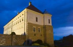 Royal castle Sandomierz Royalty Free Stock Image