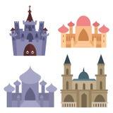 Royal Castle, set Stock Images