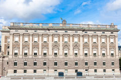 Royal Castle Stockholm Royalty Free Stock Images