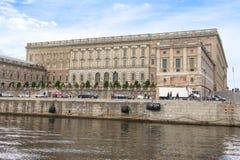 Royal Castle Stockholm, Sweden Royalty Free Stock Photos
