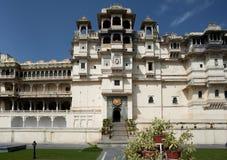 Royal Castle, Udaipur, India Stock Image