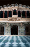 Royal Castle, Udaipur, India Royalty Free Stock Photo