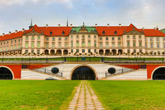 Royal Castle in Warsaw, Poland Stock Images