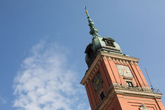 Royal Castle, Warsaw, Poland Royalty Free Stock Image