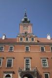 Royal Castle; Warsaw, Poland Stock Image