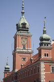Royal Castle; Warsaw Stock Photos