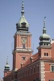 Royal Castle; Warsaw Stock Photos