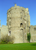 Royal castle, Windsor, England Royalty Free Stock Photography
