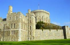 Royal castle, Windsor, England Royalty Free Stock Photo