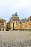 Royal cathedral of Versailles Palace, France Royalty Free Stock Images