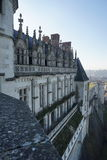 The Royal Château of Amboise Royalty Free Stock Images