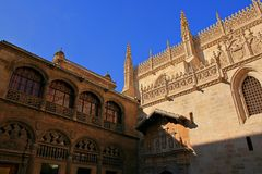 Royal Chapel Royalty Free Stock Photo