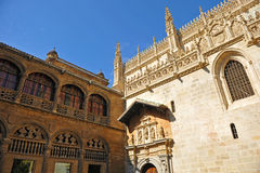 Royal Chapel, Cathedral of Granada, Andalusia, Spain Stock Image
