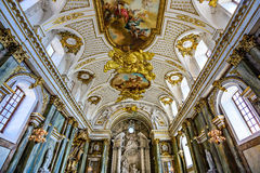 The Royal Chapel Royalty Free Stock Images