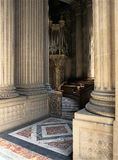 Royal Chapel organ Versailles Palace France Royalty Free Stock Photography