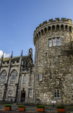 Royal Chapel & Record Tower (Round tower) of Dublin Castle, Ireland Stock Photos
