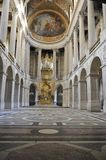 Royal Chapel of Versailles, France. Royalty Free Stock Photos