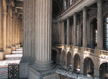 Royal Chapel Versailles Palace France Stock Photography