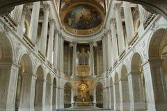 Royal Chapel Versailles Royalty Free Stock Photography