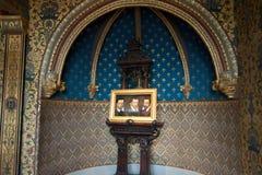 Royal Chateau de Blois. Lizenzfreies Stockbild