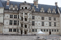 Royal Chateau de Blois Stockfotografie