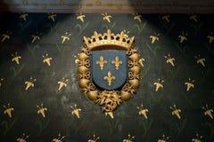 The Royal Chateau de Blois. Stock Images