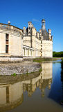 Royal chateau Shambord, France Royalty Free Stock Images