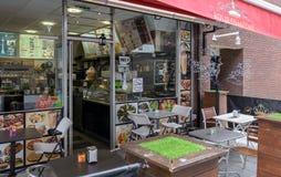 Royal Coast Cafe at Charles Street Royalty Free Stock Photo