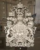 Royal Coat of Arms of Canada Royalty Free Stock Image
