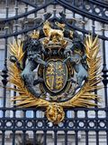 Royal coat of arms of the United Kingdom Stock Photo