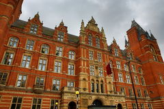 Royal College of Music, Historic buildngs, London, England Stock Photography