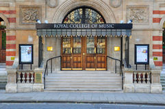 Royal College of Music, London Royalty Free Stock Photo