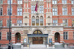 Royal College of Music, London Royalty Free Stock Image