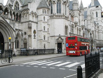 Royal Courts of Justice, London Stock Images