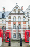 Royal Courts of Justice, London. Royalty Free Stock Images