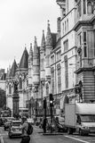 The Royal Courts of Justice in London - LONDON - GREAT BRITAIN - SEPTEMBER 19, 2016 Royalty Free Stock Image
